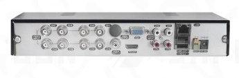 Altcam DVR851. 8-ми канальный гибридный регистратор