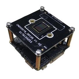 IPG-83H50P-B. 5.0M Low illumination CMOS Network Camera Module