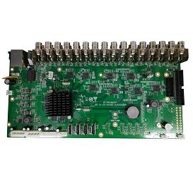 AHB7032F2-LM-V3. 32ch 1080N AHD DVR Board(V3)