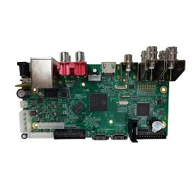 AHB7004T-GL-V4. 4ch 5MP AHD DVR Board(V4)