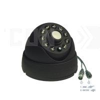 SAF-AHD310.1080P(Пластик/Черная).. Внутренняя AHD камера видеонаблюдения.
