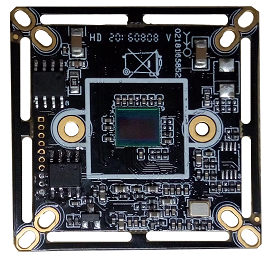 AHG-5340P-G.4.0MP Low illumination AHD Module