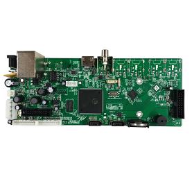 NBD7016T-F-V2. 4ch5M/16ch1080P/16ch960P NVR Board(V2)