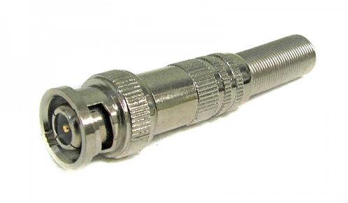 SAF-BNC-02 (Винт/Мама). Разъем BNC для систем видеонаблюдения.