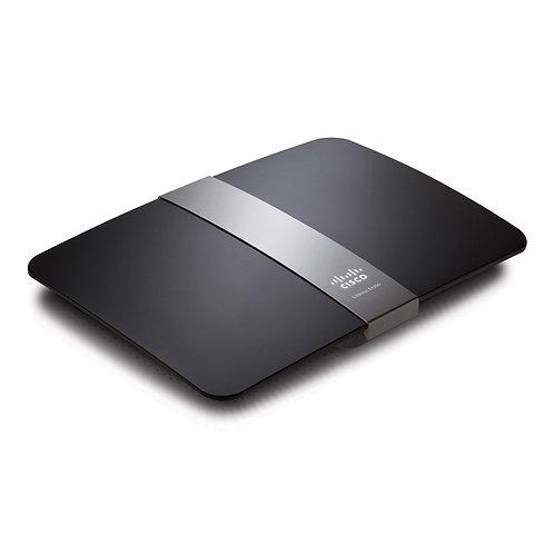 Linksys E4200. Wi -Fi роутер Cisco