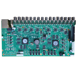 AHB7032F8-GS-V3. 32ch 4MP AHD DVR Board(V3)