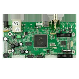 NBD7008T-P 4ch1080P/8ch1080P NVR Board
