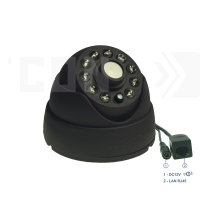 SAF-IP310.HD(Пластик/Черная). Внутренняя IP камера.