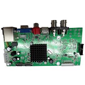 AHB7804R-MS-V3. Economic type 4 1080N AHD DVR Board(V3)