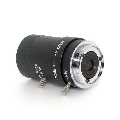 SAF-L0616. Вариофокальный объектив CS 6-16mm.