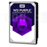 WD Purple профессионалные HDD для видеонаблюдения