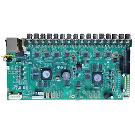 AHB7032F4-GS-V3. 32ch 4MP AHD DVR Board(V3)