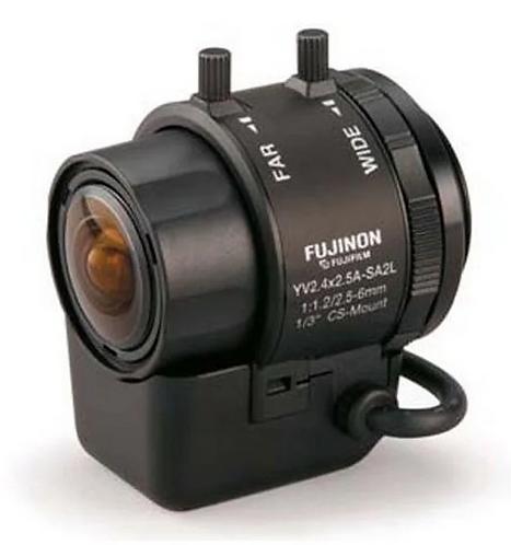 Fujinon YV2.8*2.8LA-SAD. Вариофокальный объектив 2,8-8мм.