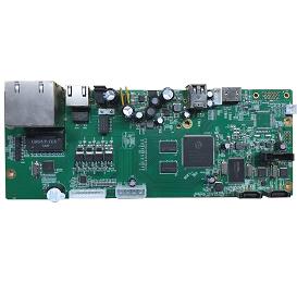 NBD8904T-Q 4ch5M NVR Board (POE)