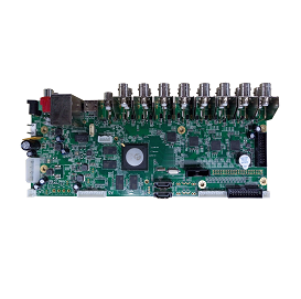 AHB7016T-GS-V3. 16CH 4MP AHD DVR Board(V3)