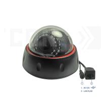 SAF-IP395.HD(Пластик/Черная). Внутренняя IP камера.