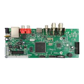 AHB7004T-LME-V3 4ch 1080N Intelligent AHD DVR Board(V3)