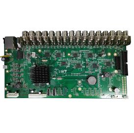 AHB7032F4-LM-V3. 32ch 1080N AHD DVR Board(V3)
