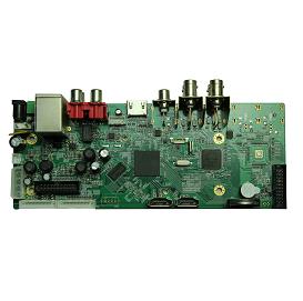 AHB7004T-MH-V3. 4ch 1080P AHD DVR Board(V3)