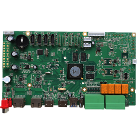 NBD8032H8-QE. 32ch 4.0MP Dual LAN& Dual HDMI NVR board