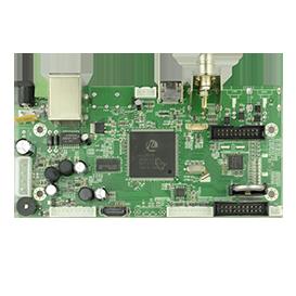 NBD7004T-P. 4ch1080P/8ch1080P NVR Board