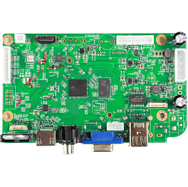 NBD8004R-PL(EP) 4ch 1080P POE Extension H.265 NVR Board