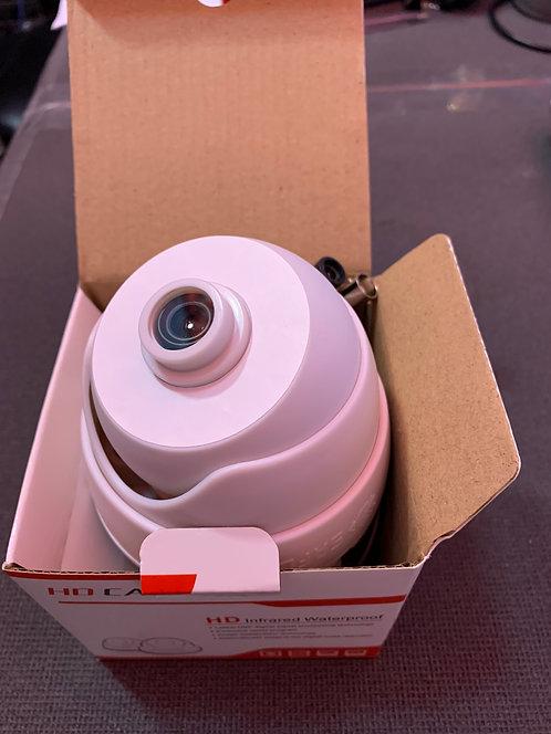 DVW310AHD720P(Пластик/Белая). Внутренняя камера AHD 720P, 0.001Лк, 3.6 мм, с ИК.