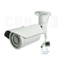 SAF-IP1300 Full HD(Металл/Белая). Уличная IP камера видеонаблюдения.