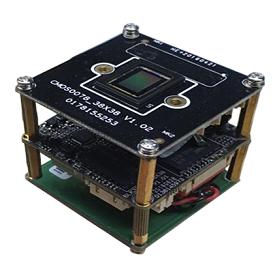 IPG-83H50P-P. 5.0M Low illumination CMOS Network Camera Module