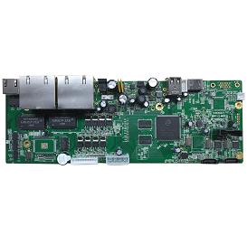 NBD8908T-Q 4ch5M NVR Board (POE)