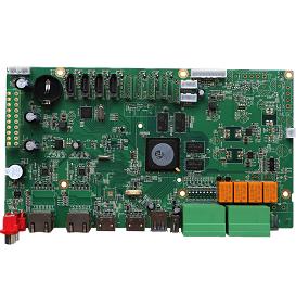 NBD8032H8-Q 24ch5M/32ch4M NVR Board
