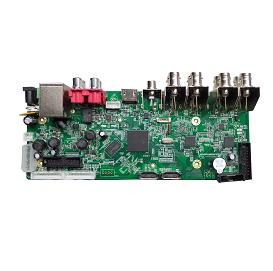 AHB7008T-GS-V3. 8CH 4MP AHD DVR Board(V3)
