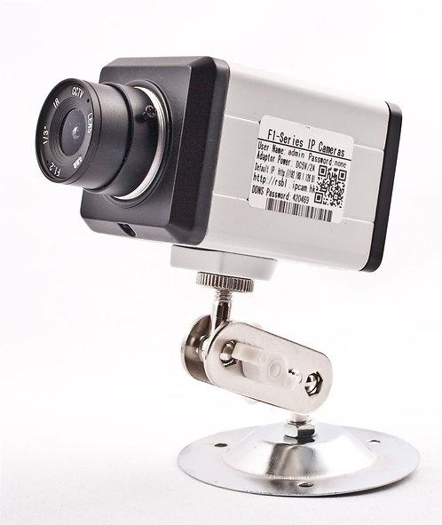 SAF-IP100. IP камера 0,3мП. Разрешение: 640*480.