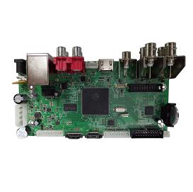 AHB7004T-LM-V3. 4CH 1080N AHD DVR Board(V3)