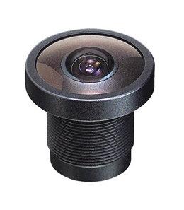 Объектив М12 для систем видеонаблюдения.Фокусное расстояние 2,1мм.