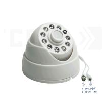DVC310AHD1080P.(Пластик/Белая). Внутренняя камера AHD Full HD, 0.001Лк, 3.6 мм