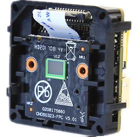 IPG-HP201NY-A. 2.0M low illumination H.265 IP Module