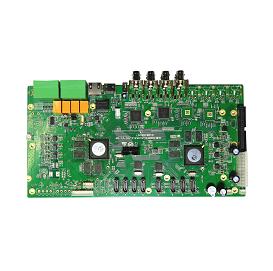 AHB7008F2-G-V4. 8ch 5MP AHD DVR Board(V4)