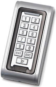 Matrix IV EHT Keys Metal -Антиклон. Считыватель EM, HID Prox II, Temic