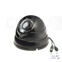 SAF-AHD1200.(4MP).(Металл/Черная). Уличная камера AHD4MP, 0.001Лк, 2.8-12мм, с И