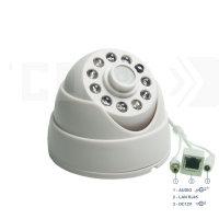 SAF-IPA310.Full HD.(Пластик/Белая). Внутренняя 2Мп IP камера с ИК.