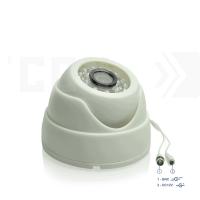 DVW300AHD5MP(Пластик/Белая). Внутренняя камера AHD 5MP, 0.001Лк, 3.6 мм, с ИК.