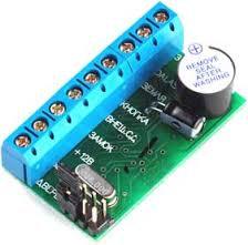 Z-5R. Универсальный контроллер для управления электромагн./электромех. замками.