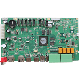 NBD8032H4-QE. 32ch 4.0MP Dual LAN& Dual HDMI NVR board