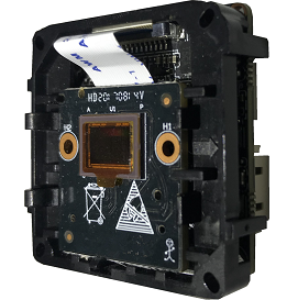 IPG-HP203NY-A. 2.0M star-light illumination H.265 IP Module