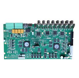 AHB7016F8-GS-V3. 16ch 4MP AHD DVR Board(V3)
