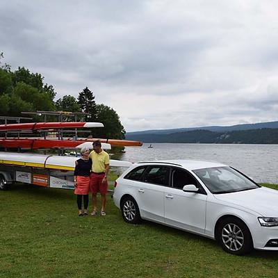 Lac de Joux, 18. – 19. August 2018