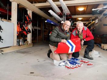 Zuger Zeitung berichtet über unser neues Bootshaus
