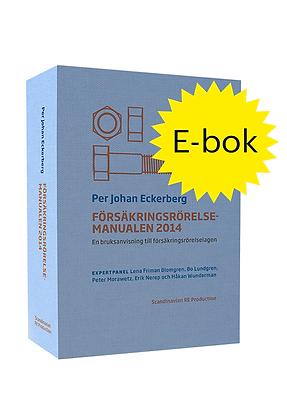 FörsäkringsrörelseManualen 2014, e-bok