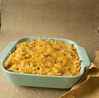 Gezonde macaroni
